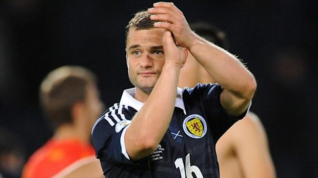 Shaun Maloney has a back injury