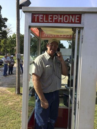 In sign of the times, Arkansas phone booth makes Historic Places list