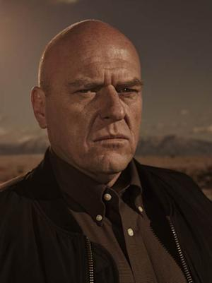 Dean Norris as Hank Schrader in 'Breaking Bad' -- AMC
