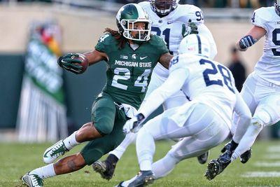 Michigan State dominates Penn State, clinches trip to Big Ten Championship against Iowa