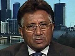 Musharraf On Obama's Asia Visit, U.S.-Pakistan Relations