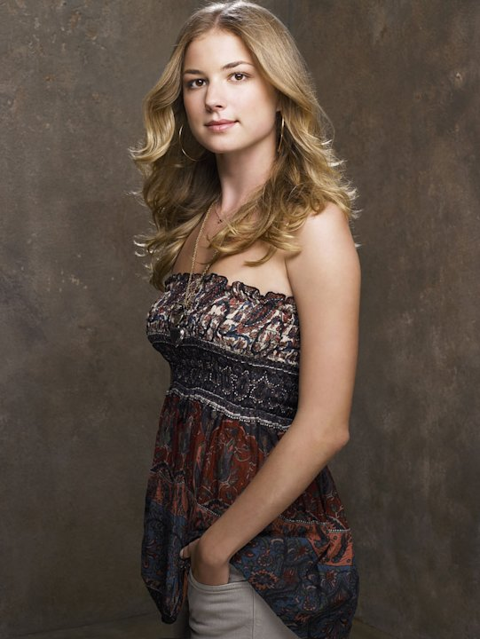 Emily VanCamp stars as Rebecca Harper on Brothers & Sisters.