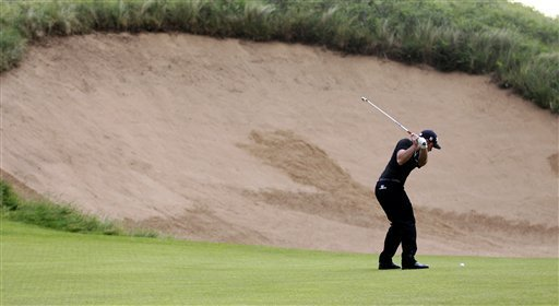 Singh, Bourdy lead Irish Open, McIlroy 5 back