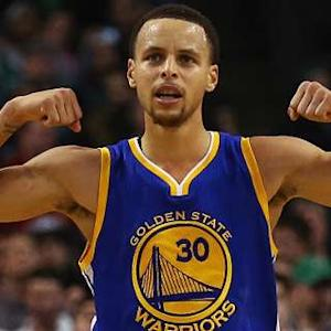 Warriors' Stephen Curry wins 2014-15 Kia NBA Most Valuable Player Award