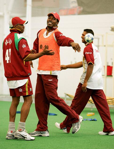 West Indies Nets