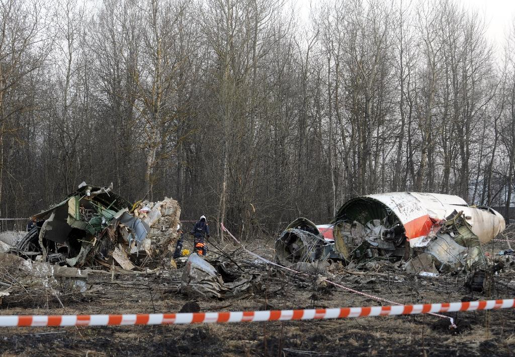 Russian air controllers charged for Polish presidential jet disaster