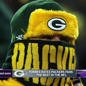 Mad Dash: The Packers are NFL's best fans