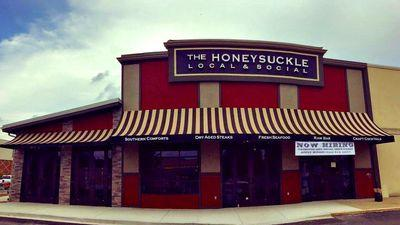 Cool Springs' The Honeysuckle Edges Closer to Opening