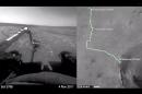 Watch the Mars Opportunity rover run an 11-year marathon in this time-lapse