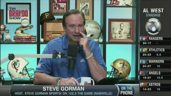 Steve Gorman talks music industry, SEC dominance