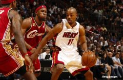 Former Heat guard Rafer Alston