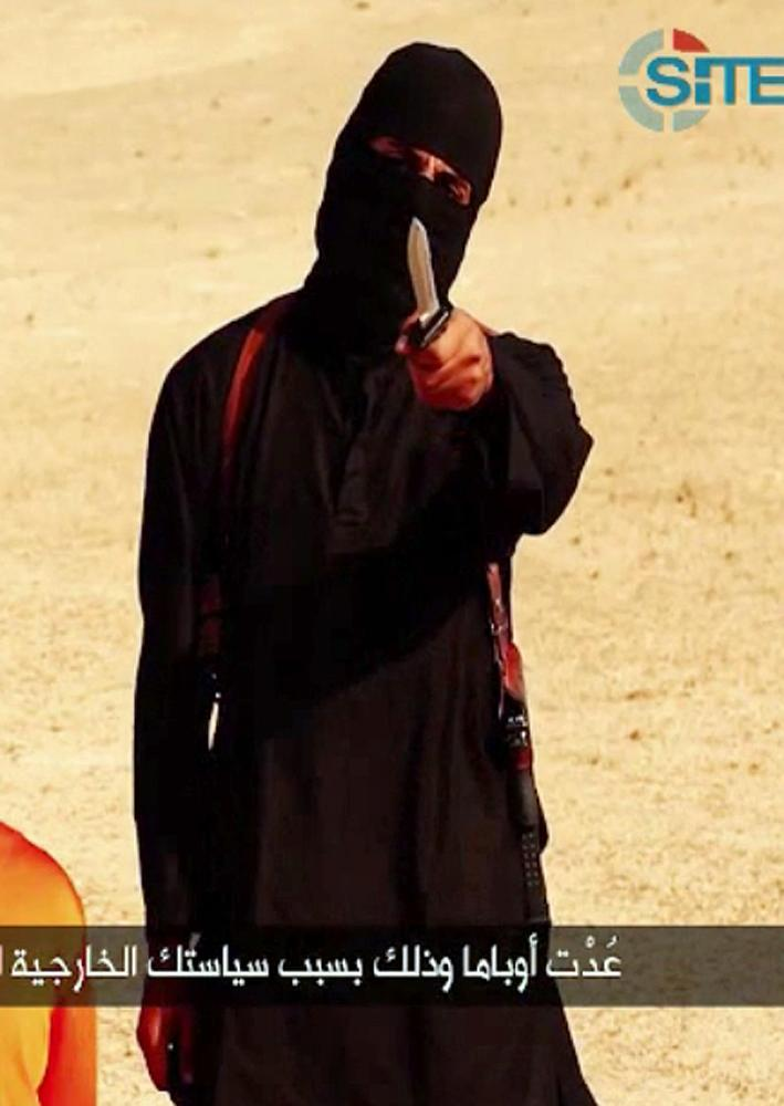 US targeting 'Jihadi John,' senator says