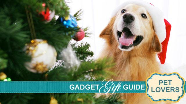 Gadget Gift Guide for Pet Lovers