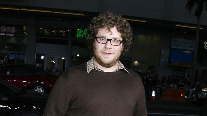 Seth Rogan Forgetting Sarah Marshall