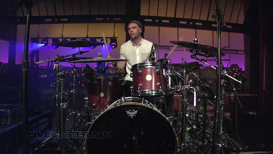 Sleepyhead (Live on Letterman)