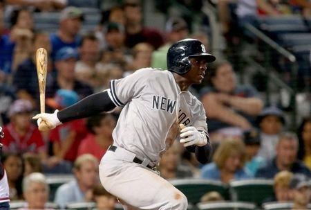 Gregorius shines as Yankees find power to crush Braves