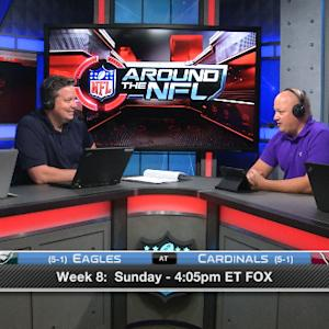 'Around the NFL' Podcast: Philadelphia Eagles vs. Arizona Cardinals preview