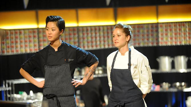'Top Chef: Seattle' down to final 2 chefs