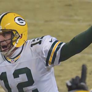 Rodgers Stuns Soldier Field