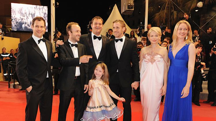 63rd Annual Cannes Film Festival 2010 Ryan Gosling Michelle Williams