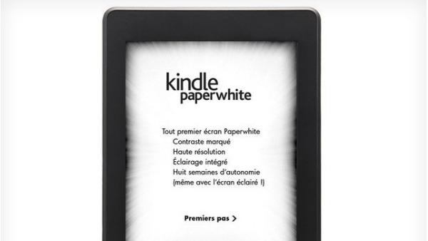 Amazon Launching Kindle Touch With 'Paperwhite' Display [REPORT]