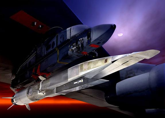 US Air Force Plans Final Hypersonic X-51A Test Launch