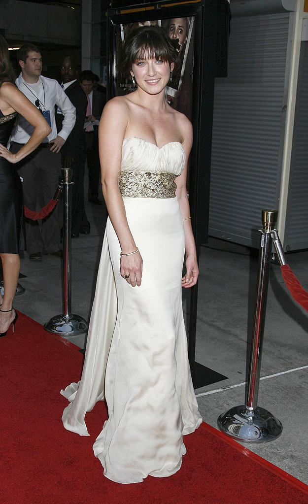 Sorority Row LA Premiere 2009 Margo Harshman