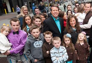 The Duggar Family | Photo Credits: D Dipasupil/Getty Images