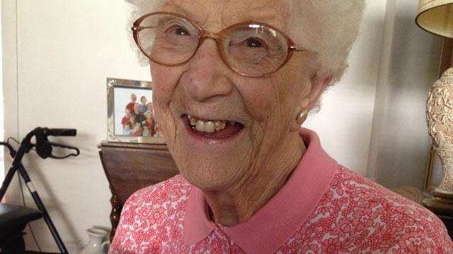 Meet Facebook's Oldest User