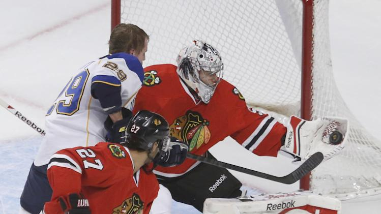 The redemption of Corey Crawford