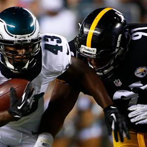 Pittsburgh Steelers vs. Philadelphia Eagles preseason highlights