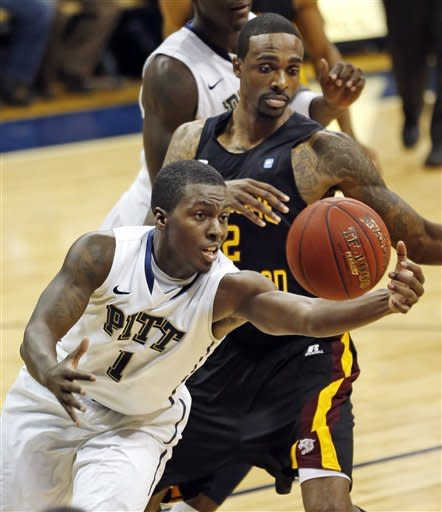 Adams, Pittsburgh beat Bethune-Cookman 89-40