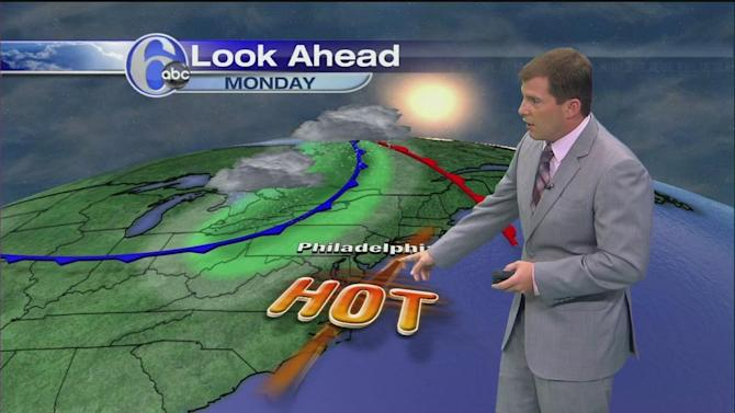 AccuWeather: The Heat Wave Continues