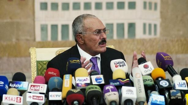 Yemen Leader is Bound for the United States