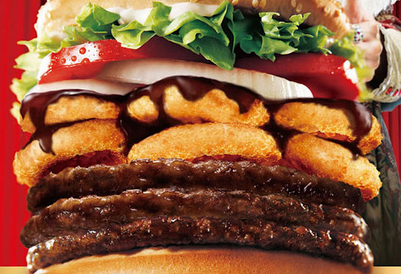 rodeo whopper burger king