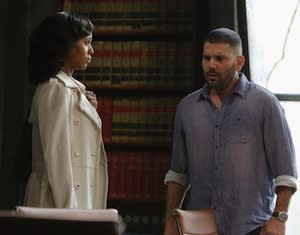 Scandal Recap: 'It's Getting Weird in Here'