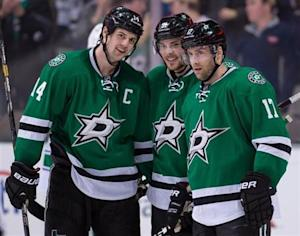 NHL: Vancouver Canucks at Dallas Stars