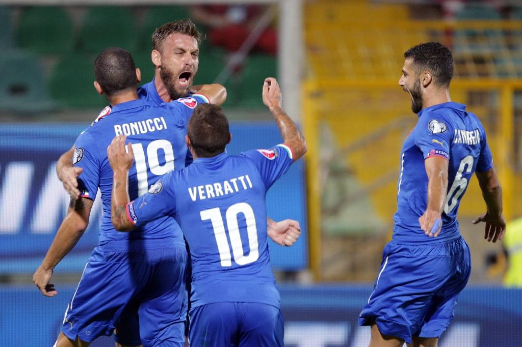 Italy won't take Azerbaijan lightly in Euro qualifiers, says El Shaarawy