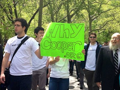 Why Cooper Protest Cooper Union
