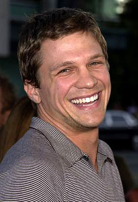 Premiere: Marc Blucas at the Beverly Hills premiere of Universal's Captain Corelli's Mandolin - 8/13/2001