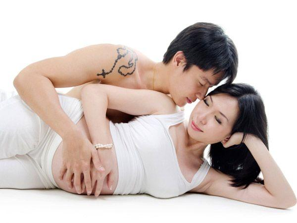 Love bih comfortable during have position pregnancy sex that love nice ass-pumping