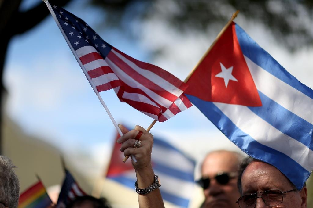 Cuba expats in America weigh return to island