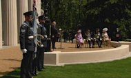 War Dead From Bomber Command Honoured