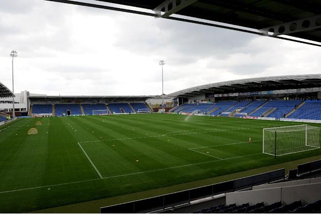 Chesterfield's b2net Stadium