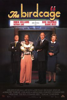 Poster of The Birdcage