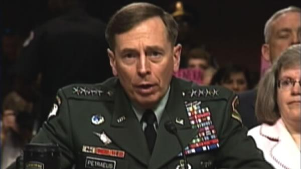 CIA Director David Petraeus resigns because of extramarital affair