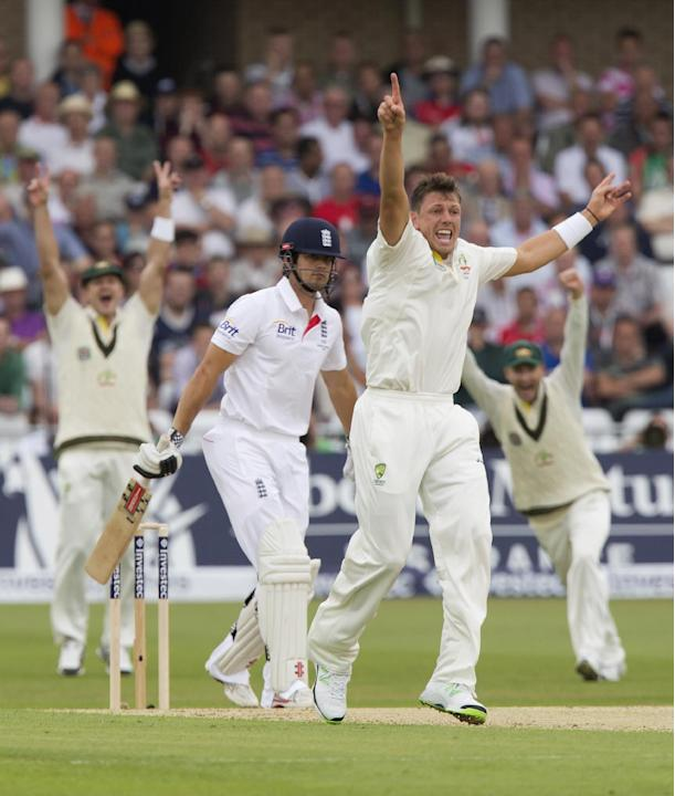 Britain England Australia Ashes Cricket