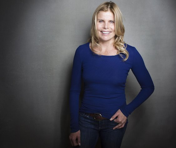 Actress Mariel Hemingway from the film &quot;Running From Crazy&quot; poses for a portrait during the 2013 Sundance Film Festival on Sunday, Jan. 20, 2013 in Park City, Utah. (Photo by Victoria Will/Invision/AP Images)