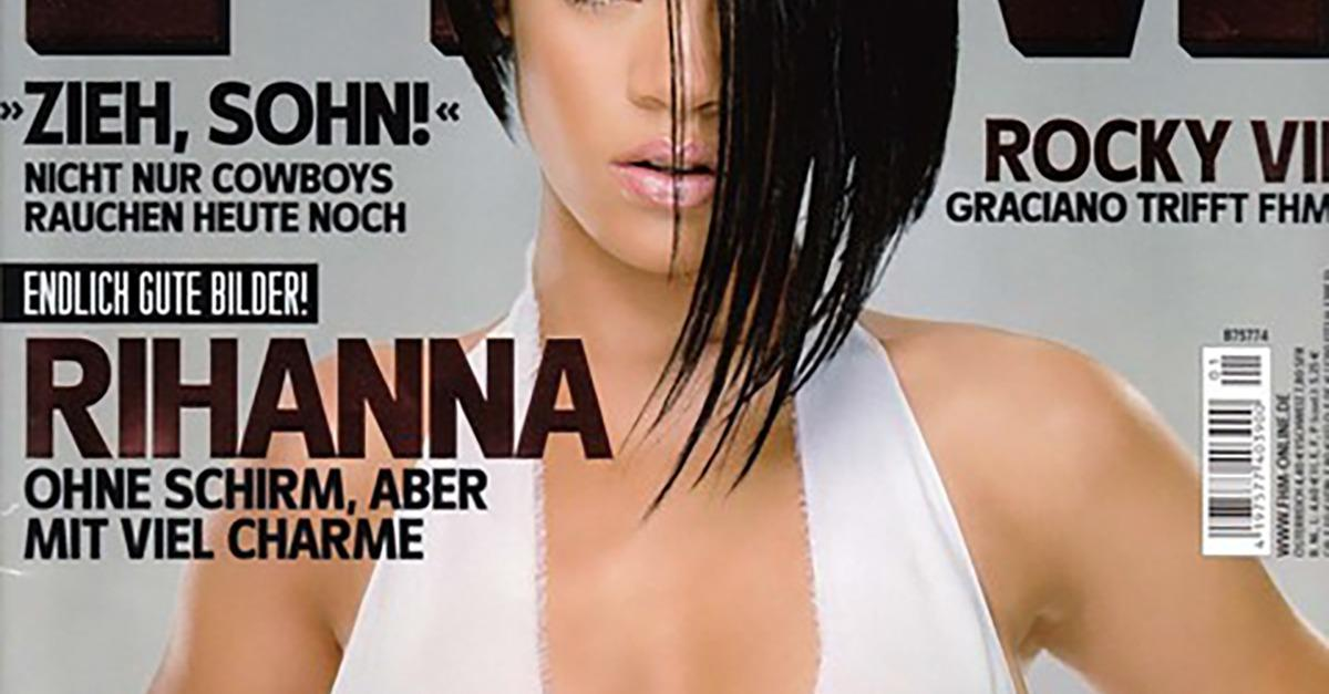 Cover Girl: Rhianna's Top 15 Magazine Covers