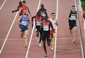 Rudisha led from gun to tape, claiming 800m gold in …